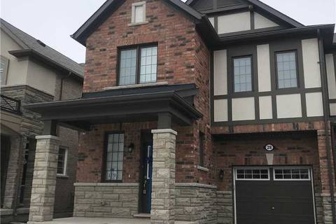 Townhouse for rent at 28 Casely Ave Richmond Hill Ontario - MLS: N4654344
