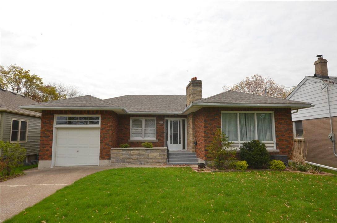 House for sale at 28 Cayuga St St. Catharines Ontario - MLS: H4068850