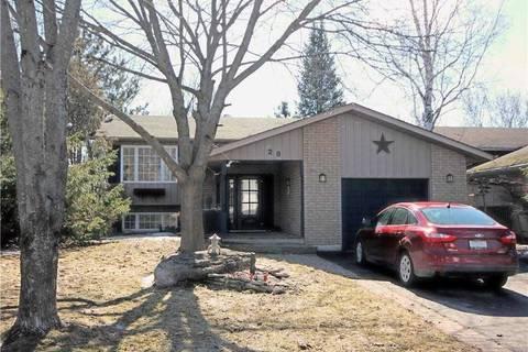 House for sale at 28 Cedartree Ln Kawartha Lakes Ontario - MLS: X4733015
