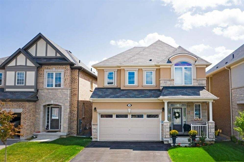 House for sale at 28 Celano Dr Waterdown Ontario - MLS: H4088315