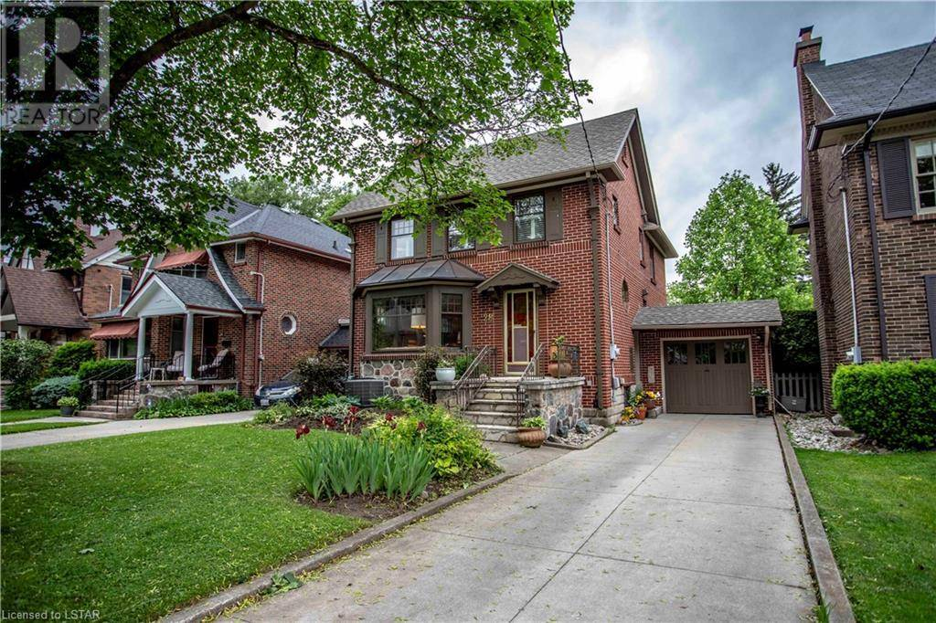 House for sale at 28 Chalmers St London Ontario - MLS: 219107