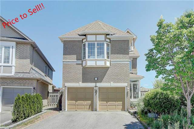 House for sale at 28 Champagne Court Richmond Hill Ontario - MLS: N4276705