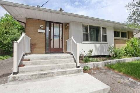 House for sale at 28 Clarence St Brampton Ontario - MLS: W4763376