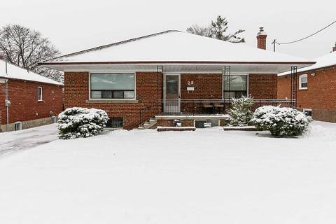 House for sale at 28 Clevedon St Toronto Ontario - MLS: W4645899