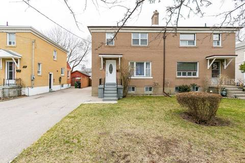 Townhouse for sale at 28 Connorvale Ave Toronto Ontario - MLS: W4421221