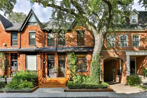 Townhouse for sale at 28 De Grassi St Toronto Ontario - MLS: E4578209