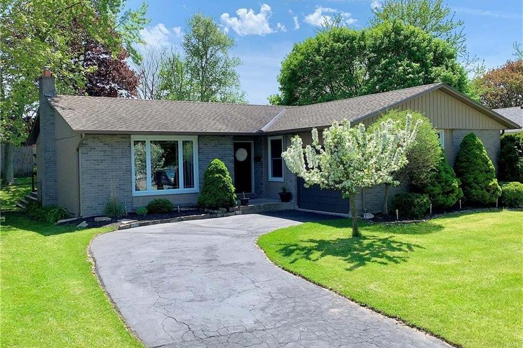 House for sale at 28 Dogwood Dr Simcoe Ontario - MLS: 30806301