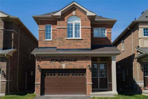 House for sale at 28 Duffel Cres Halton Hills Ontario - MLS: W4811415