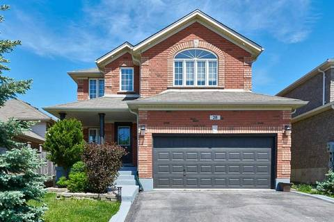 House for sale at 28 Empire Dr Barrie Ontario - MLS: S4605382