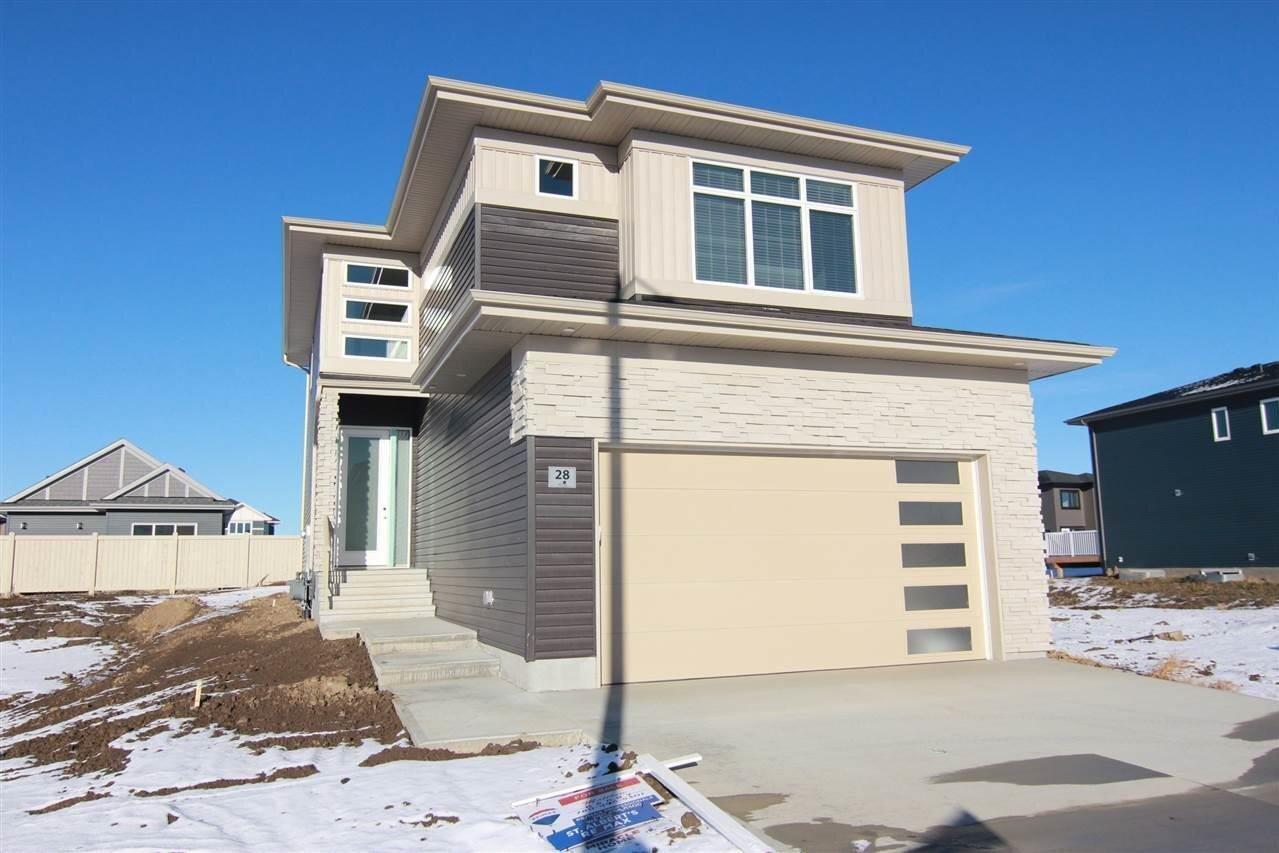 House for sale at 28 Encore Cr St. Albert Alberta - MLS: E4214240