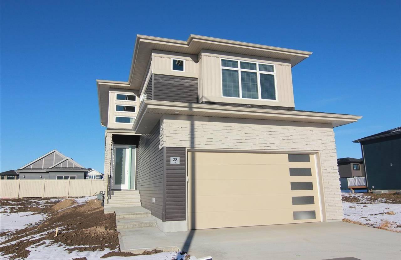House for sale at 28 Encore Cres St. Albert Alberta - MLS: E4184431