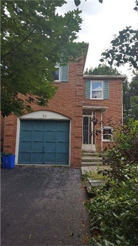 Removed: 28 Eugenia Court, Markham, ON - Removed on 2017-08-31 05:57:04