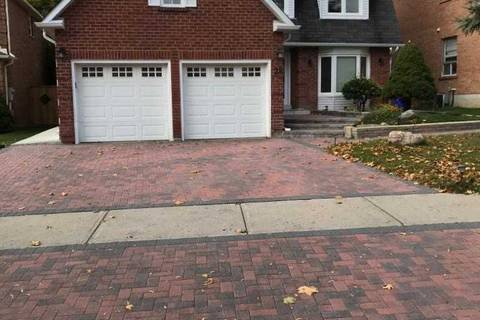 House for rent at 28 Fern Valley Cres Richmond Hill Ontario - MLS: N4613268