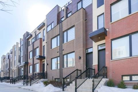 Townhouse for sale at 28 Frederick Tisdale Dr Toronto Ontario - MLS: W4700489