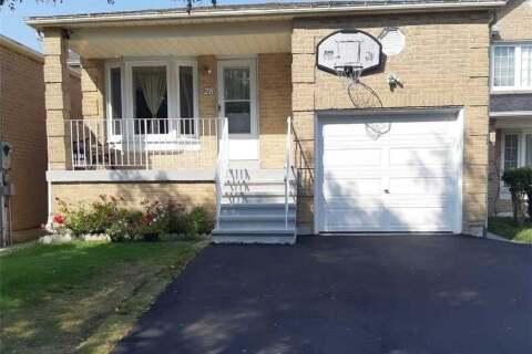 House for sale at 28 Greenleaf Terr Toronto Ontario - MLS: E4912551