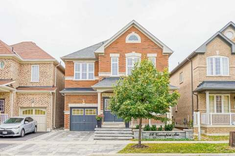 House for sale at 28 Greenspire Ave Markham Ontario - MLS: N4932700