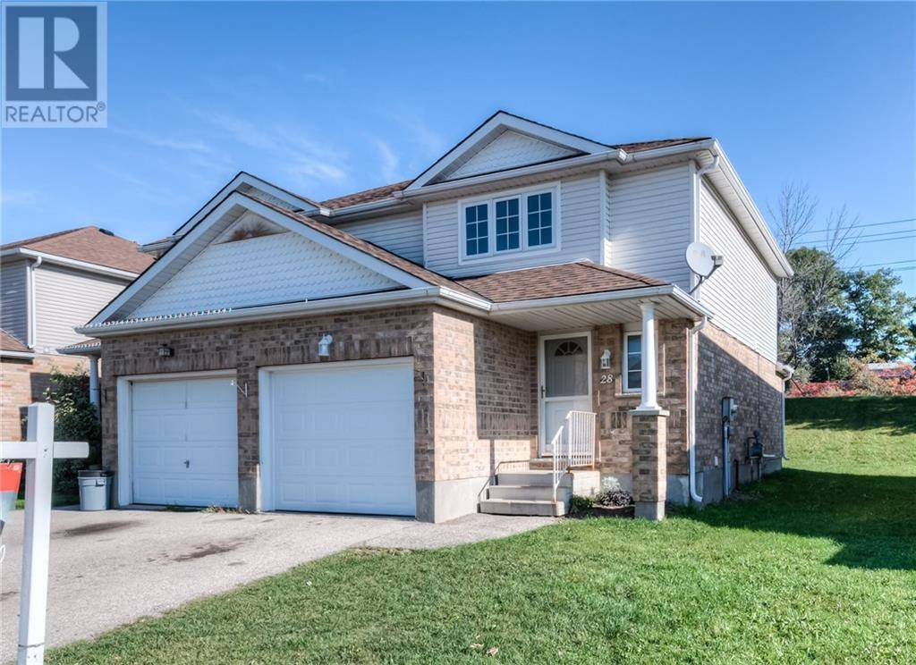 House for sale at 28 Hackberry St Kitchener Ontario - MLS: 30779689