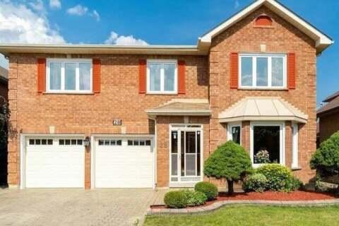 House for sale at 28 Hartford Tr Brampton Ontario - MLS: W4823887