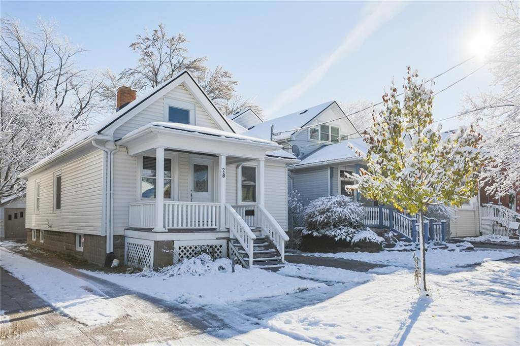 House for sale at 28 Haynes St St. Catharines Ontario - MLS: 30780684
