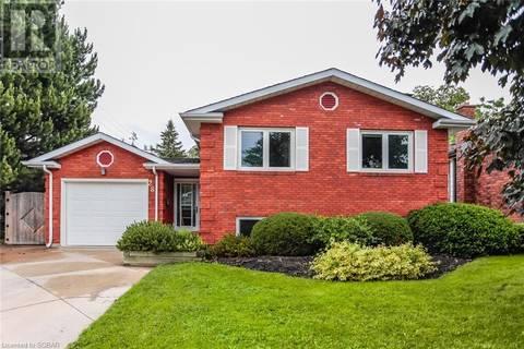 House for sale at 28 Herrington Ct Collingwood Ontario - MLS: 204614