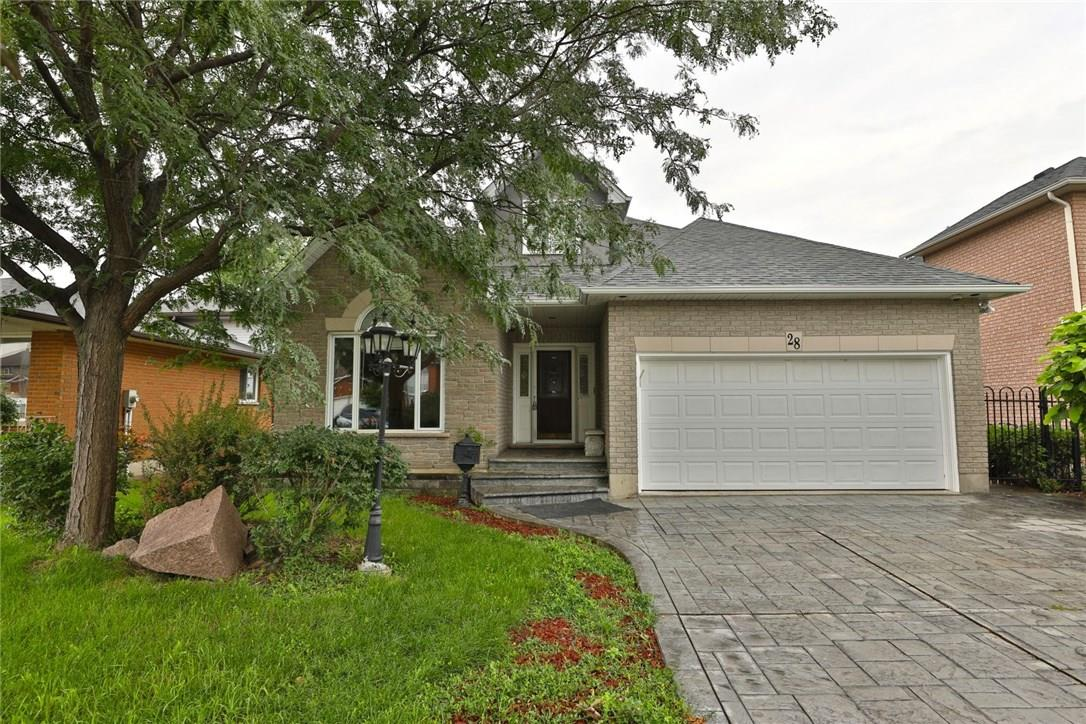 Removed: 28 Highbury Drive, Stoney Creek, ON - Removed on 2018-12-28 04:15:05