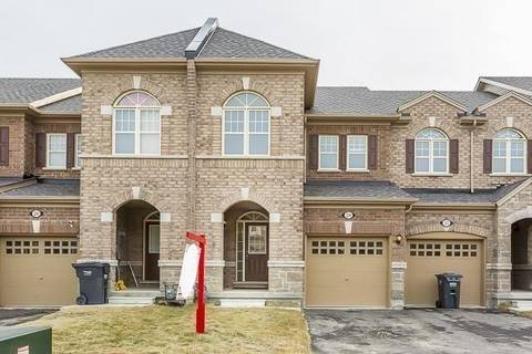 Townhouse for rent at 28 Ivor Cres Brampton Ontario - MLS: W4674163