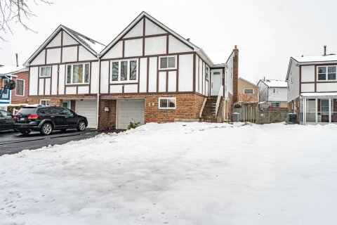 Townhouse for sale at 28 Judith Cres Brampton Ontario - MLS: W5001344