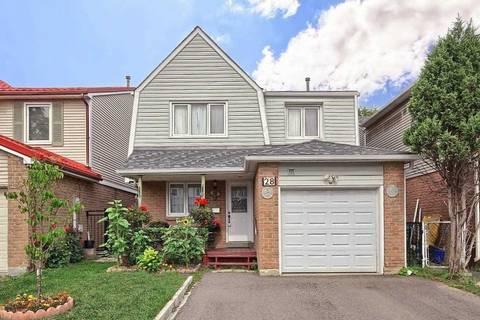 House for sale at 28 Junewood Cres Brampton Ontario - MLS: W4559488