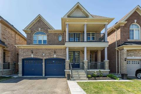 House for sale at 28 Kempsford Cres Brampton Ontario - MLS: W4550464