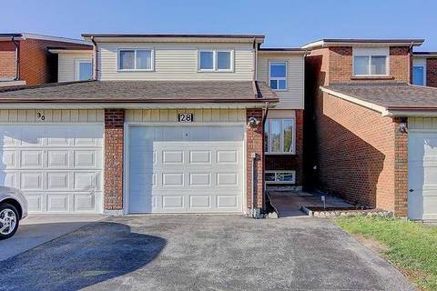 Townhouse for sale at 28 Lady Churchill Ct Toronto Ontario - MLS: E4607297