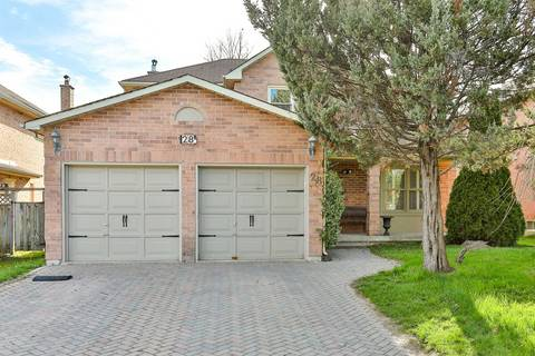 House for sale at 28 Larratt Ln Richmond Hill Ontario - MLS: N4444404