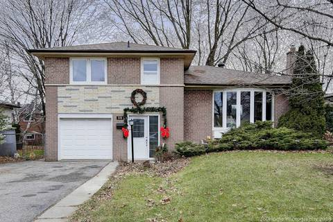 House for sale at 28 Lincoln Green Dr Markham Ontario - MLS: N4324295