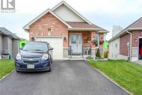 House for sale at 28 Lisbeth Cres Lindsay Ontario - MLS: 203935
