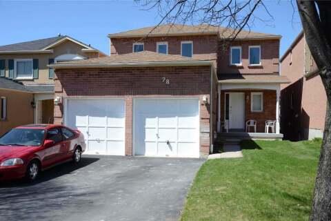 House for rent at 28 Locker Dr Ajax Ontario - MLS: E4944910