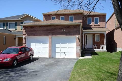 House for rent at 28 Locker Dr Ajax Ontario - MLS: E4678541