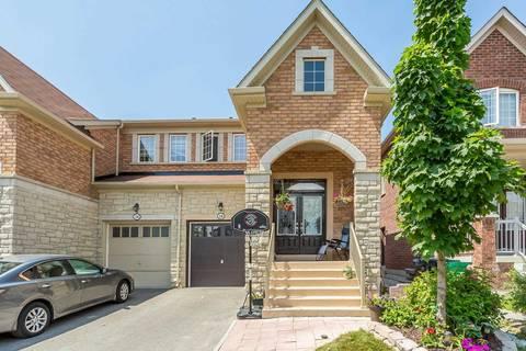 Townhouse for sale at 28 Loftsmoor Dr Brampton Ontario - MLS: W4522608