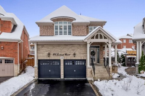 House for sale at 28 Lookout Ct Halton Hills Ontario - MLS: W4999438