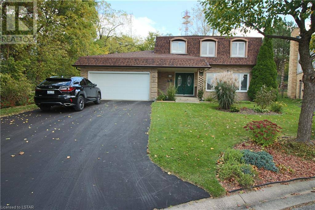 House for sale at 28 Lookout Ct London Ontario - MLS: 228059