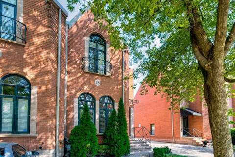 Townhouse for sale at 28 Marlborough Ave Toronto Ontario - MLS: C4889500