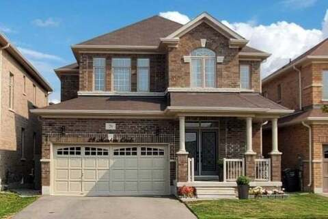 House for sale at 28 Masken Circ Brampton Ontario - MLS: W4927728