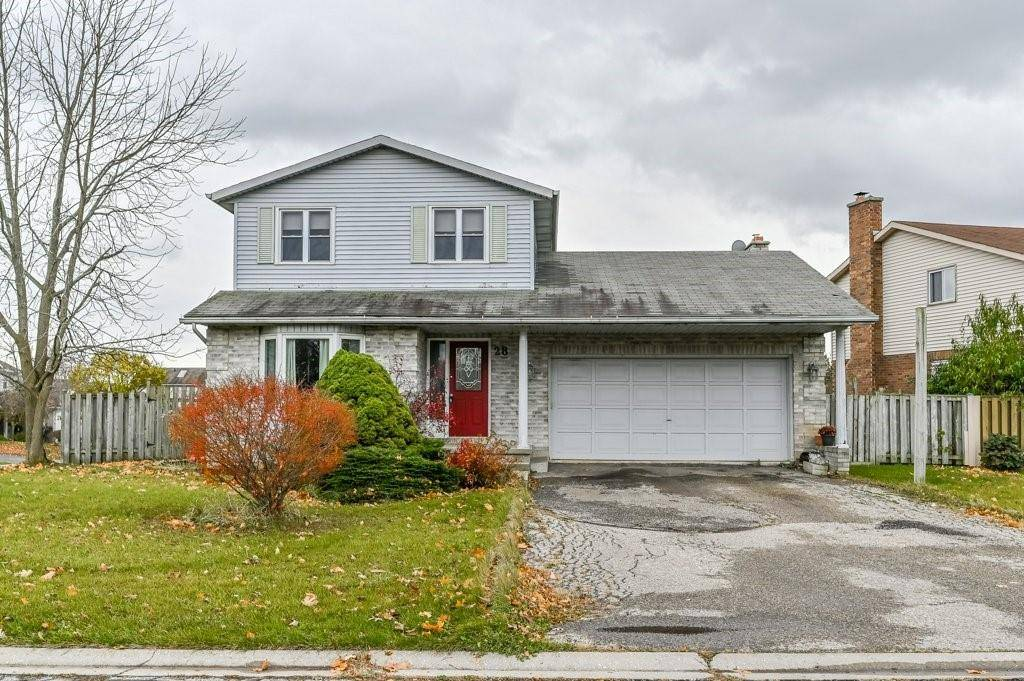 House for sale at 28 Mcmaster Dr Caledonia Ontario - MLS: H4067588