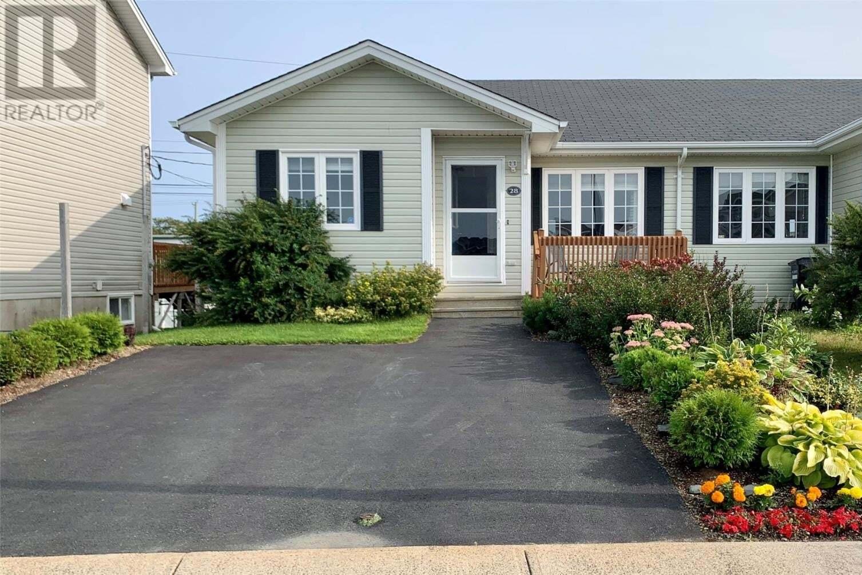 House for sale at 28 Melville Pl St. John's Newfoundland - MLS: 1221328