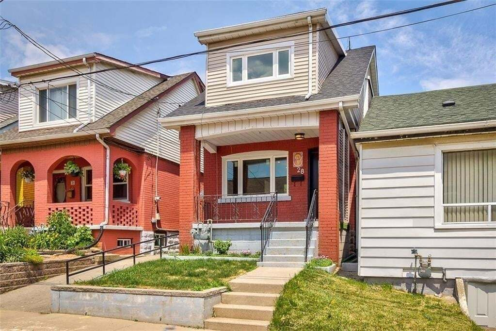 House for sale at 28 Mill St Hamilton Ontario - MLS: H4085414