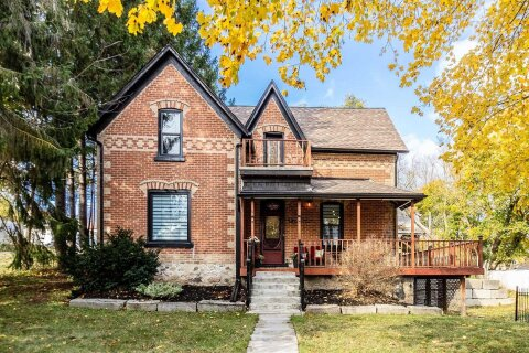 House for sale at 28 Mill St East Luther Grand Valley Ontario - MLS: X4981974