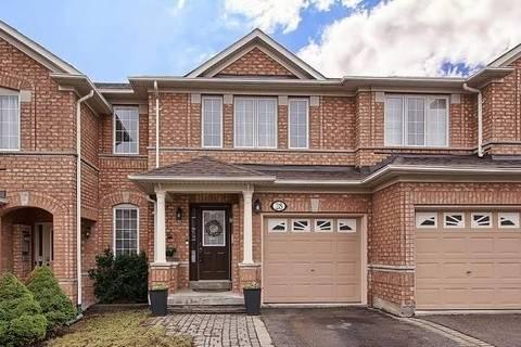 Townhouse for sale at 28 Millcliff Circ Aurora Ontario - MLS: N4414896