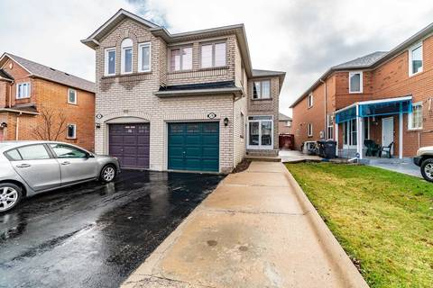 Townhouse for sale at 28 Mount Fuji Cres Brampton Ontario - MLS: W4423070