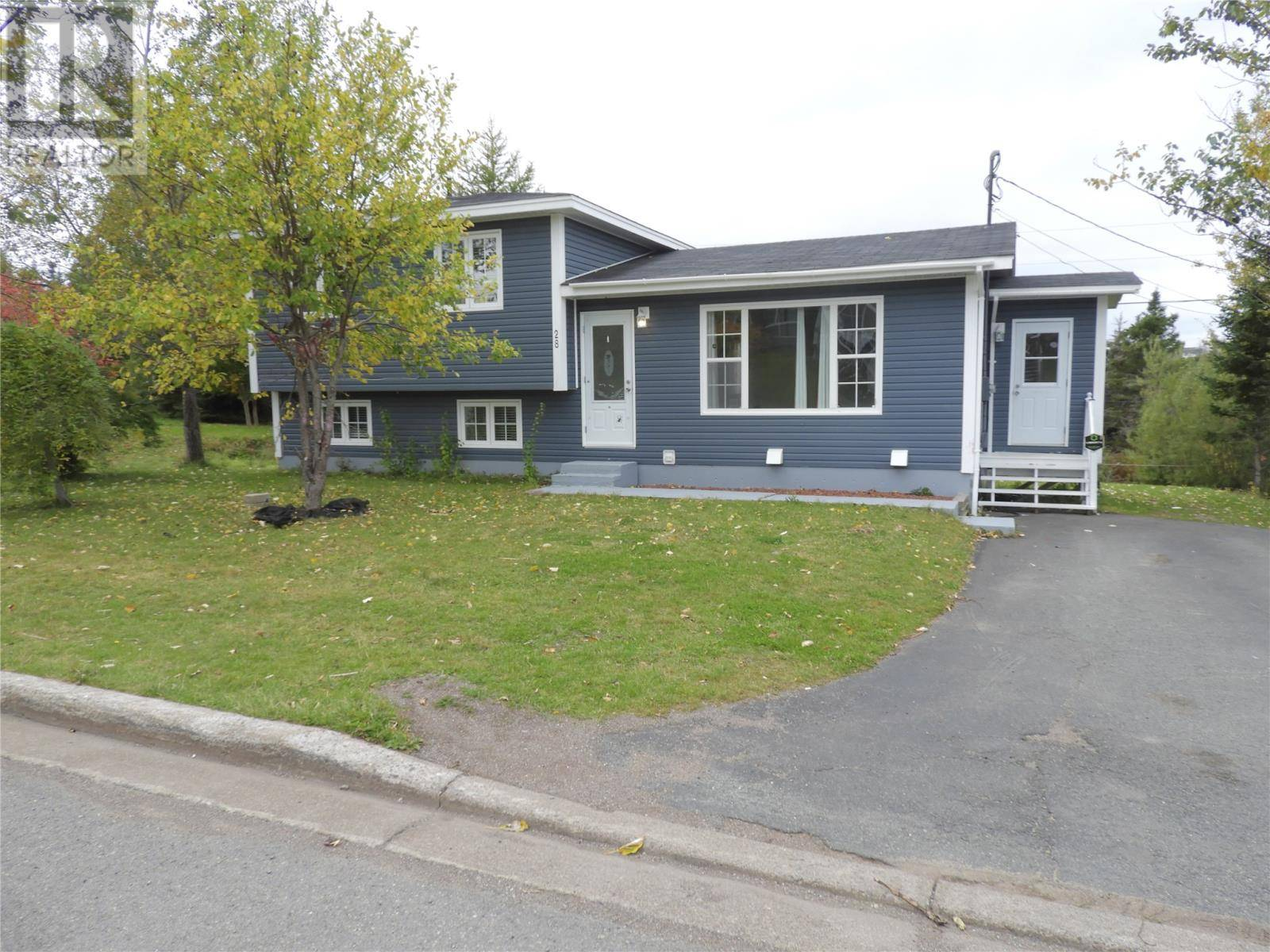 House for sale at 28 Mount Vincent Cres Marystown Newfoundland - MLS: 1205238