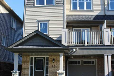 Townhouse for sale at 28 Nearco Cres Oshawa Ontario - MLS: E4481338