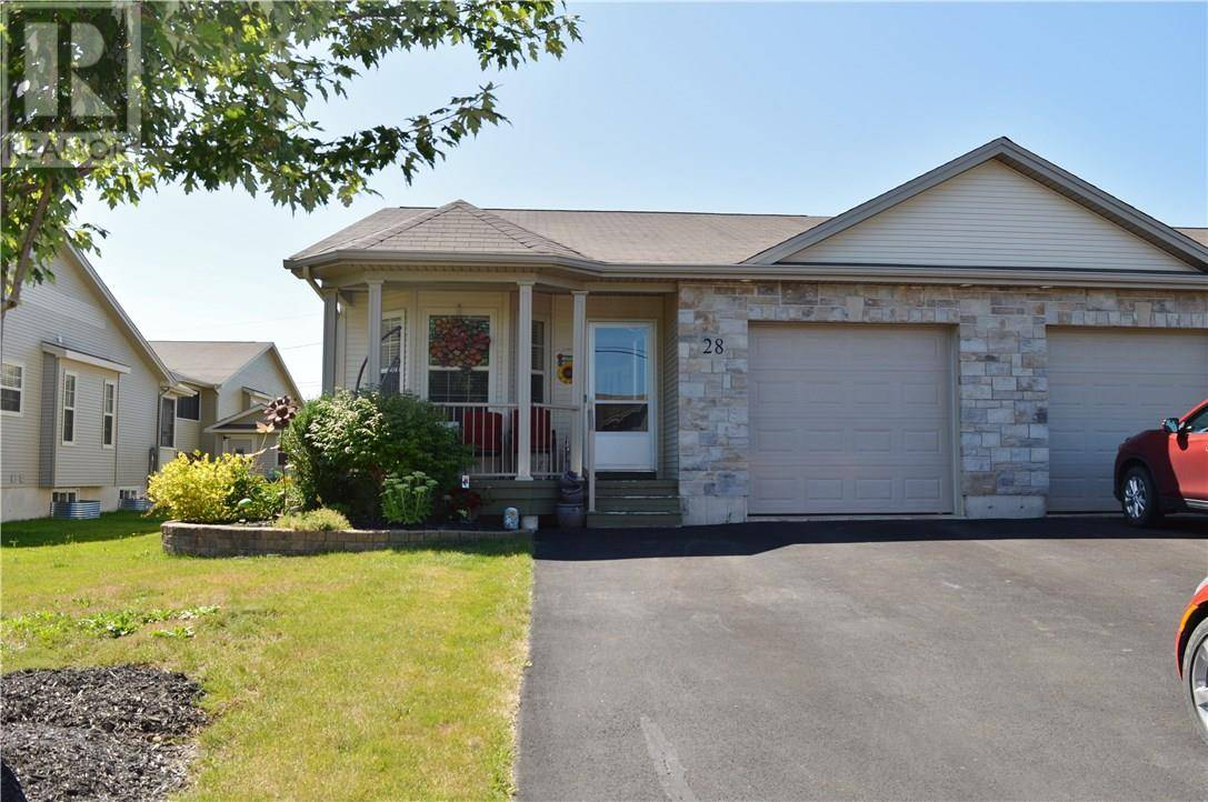 House for sale at 28 Newberry St Moncton New Brunswick - MLS: M125031