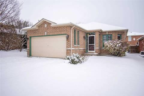 House for sale at 28 Nicholson Dr Barrie Ontario - MLS: S4634740